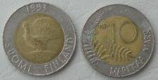 Finnland / Finland 10 Markkaa 1993-1995 p77 ss