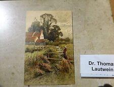 Frankierte Sammler Motiv Ansichtskarten vor 1914 aus Deutschland