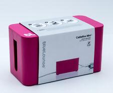 Bluelounge - CableBox Mini Kabelbox pink NEU
