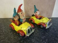 VINTAGE CORGI TOYS No.801/804 NODDY'S CAR & NODDY'S CAR WITH BIG EARS