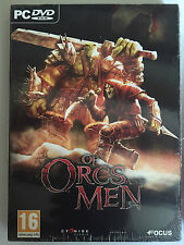 JEU PC neuf °°OF ORCS AND MEN°° Jeu de Role ORCS et GOBELINS