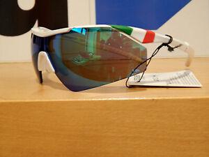 Occhiali SALICE 004 ITA Bianco RW Verde