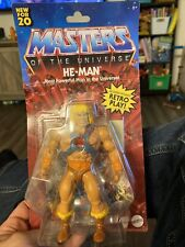 Mattel He-Man Action Figure - MOTU Masters Of The Universe