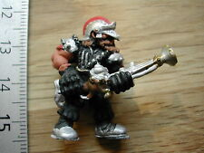DWARF MUSKETEER/ MOUSQUETAIRE NAIN / /FANTASY PLASTIC MINIATURE #28
