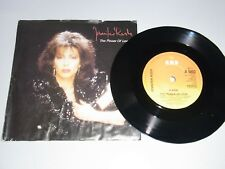 """Vintage Vinyl 1984 Jennifer Rush """"The Power Of Love/I See A Shadow 45 rpm A5003"""
