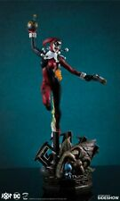 Super Powers Collection 18 Inch Statue Figure - Harley Quinn