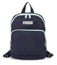 PUMA AUTHENTIC TRAVEL SPORT WOMEN'S NAVY BLUE/ TEAL ACCENTS DASH LAPTOP BACKPACK