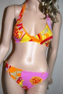 La Perla OCCHI VERDI Neckholder-Bikini 36 38 Bügel BH innen NEU 69,-€    MOCC-39