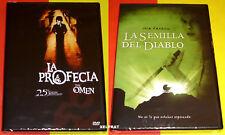 La profecia / the Omen 25 aniversario - English Español DVD R2 precintada