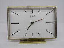 vintage 60s - Hochwertige Uhr elektromechanische Kienzle Automatic Tischuhr 60er