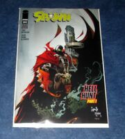 SPAWN #302 ERROR variant 2nd print iMAGE COMIC TODD McFARLANE 1st app SHE-SPAWN