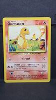 Charmander 46 Base Set Common Pokemon Card Near Mint
