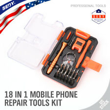 Smart Phone / iPhone Repair Tool Kit w/ Phillips, Slotted, Torx & Pentalobe Bits
