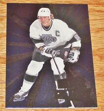 1995-96 Fleer Metal HEAVY METAL Insert #4 Wayne Gretzky BV $20 *A6