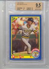 1990 Score Moises Alou (Rookie Card) (#592) BGS9.5 BGS