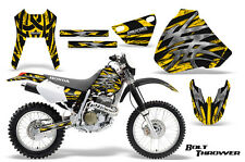 HONDA XR 400 XR400 96-04 GRAPHICS KIT CREATORX DECALS STICKERS BTY