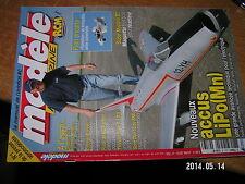 Modele Magazine n°703 plan encarte Transition avion convertible / Spitz Cessna