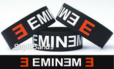 Eninem Wristband Bracelet - Brand New Ready to Ship - Quality Band for Fans