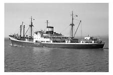 mc3911 - Swiss Cargo Ship - Sunadele , built 1952 - photo 6x4