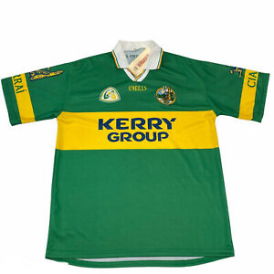 MEN'S O'NEILLS KOOLITE CIARRAI SHEA KERRY GROUP JERSEY IRELAND FOOTBALL SZ L