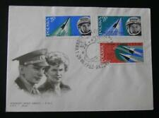 POLAND. 1963. Space, FDC, 1st WOMAN IN SPACE, Tereshkova