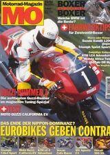 Mo9711 + TEST MOTO GUZZI California EV + GUZZI-TUNING-SPECIALE + mo 11/1997