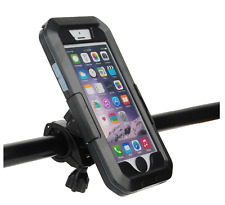 Waterproof Case Bike Phone Mount Mobile Cell Phone Holder For iPhone 6 7 8 X S6
