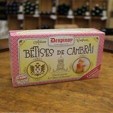 Bêtises de Cambrai Despinoy assortiments de 7 parfums 250 g.