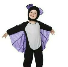 Halloween TODDLER BAT JUMPSUIT Baby COSTUME Childs Kids Fancy Dress Party Outfit