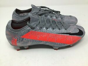 Nike Mercurial Vapor 13 Elite FG Football Soccer Cleats AQ4176-906 Men Size 8