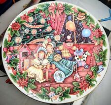 Royal Doulton Home for Christmas PN 37 Collector plate 1994 by Jane James