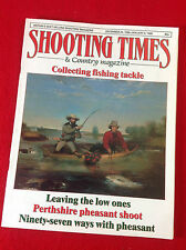 Shooting Times & Country : Magazine : 1988 - December 29th