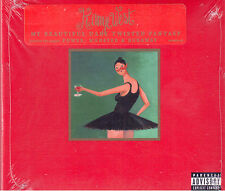 Kanye West My Beautiful Dark Twisted Fantasy Digipak   Cd Sigillato