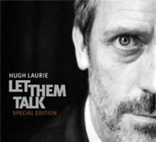 Let Them Talk 0825646640034 by Hugh Laurie CD With DVD