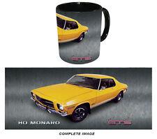 MONARO HQ GTS 350 CAR COFFEE MUG  HOLDEN MONARO HQ COFFEE MUG
