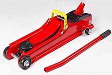 2 Ton 80mm Low Profile Hydraulic Trolley Floor Jack Garage Race Lifting Car Red
