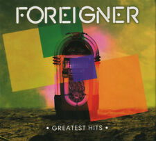 FOREIGNER - GREATEST HITS COLLECTION 2CD