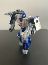 Transformers Siege War For Cybertron MIRAGE Complete WFC Deluxe Figure