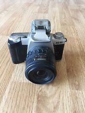PENTAX FILM CAMERA MZ-50 With SMC PENTAX 1:4 - 5.6 35-80mm Lens