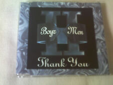 BOYZ II MEN - THANK YOU - UK CD SINGLE
