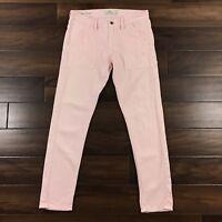 Lucky Brand Women's Size 0 / 25 Pink Sienna Slim Boyfriend Jeans Pants