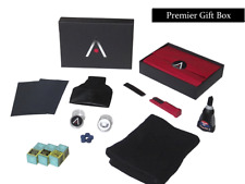 ACS Premier Snooker and Pool Accessories/Accessory Kit Gift Box set - 10mm Elk