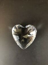 Swarovski Renewal Crystal Clear Heart 1996