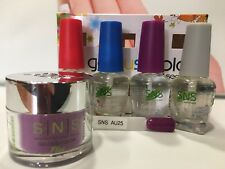 SNS KIT AU25 Signature Nail System:  AUSTRALIA COLLECTION Dip Kit -Full Kit NEW