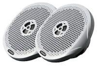 Fusion MS-FR 6021 Marine Lautsprecher weiß & schwarzes Gitter 200W max. 1 Paar