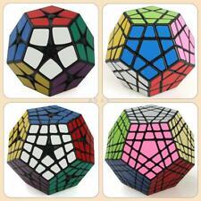 Genuine Shengshou 4PCS 2x2 3x3 4x4 5x5 Megaminx Magic Speed cubes Twisty Puzzles