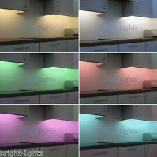 Under cabinet lights ebay led strip lights kitchen under cabinet lighting set recessed plinth downlights mozeypictures Images