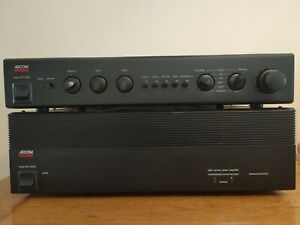 ADCOM PREAMPLIFIER GFP-555|| AND AMPLIFIER GFA-545||