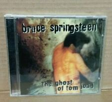 Bruce Springsteen - The Ghost of Tom Joad Music CD (1995) Columbia Complete Used