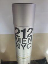 Carolina Herrera 212 MEN NYC 150ml Deodorant Spray NEW & SEALED